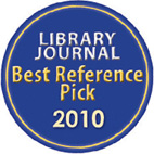Library Journal Best Reference Pick 2010