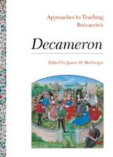 boccaccio the decameron essay